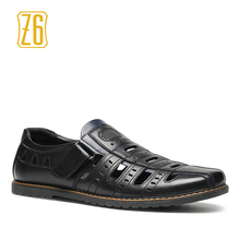 40-45 men sandals Classic style Retro Gladiator Cool summer shoes Z6 brand #A8713