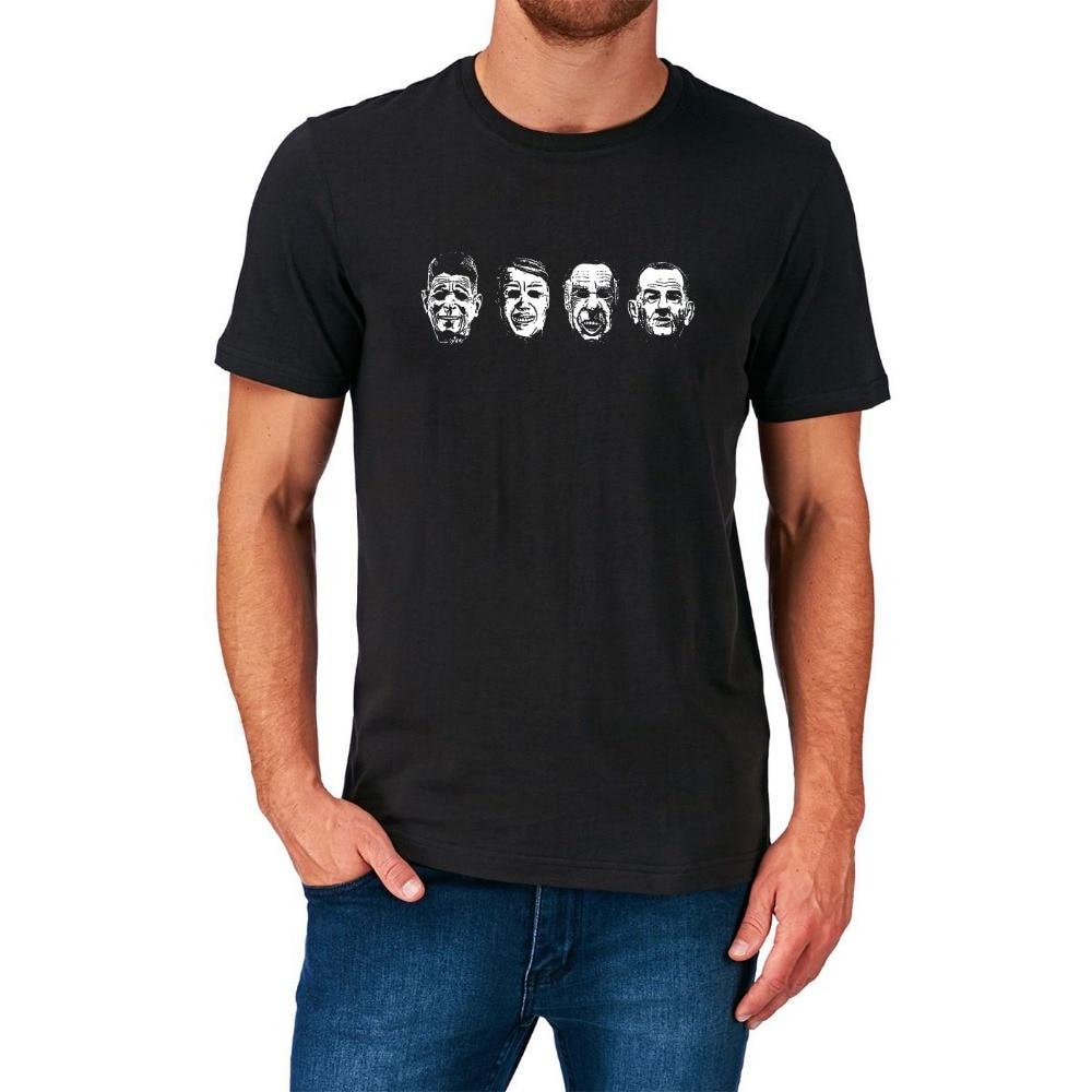 Design your own t shirt made in usa - Funny Tee Shirts Gildan O Neck American Presidents T Usa Lincoln Nixon Jfk Reagen Flag