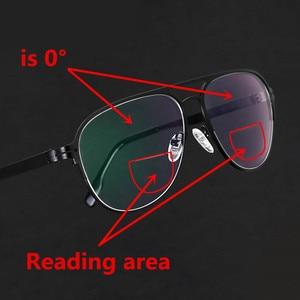 Image 3 - רטרו Photochromic דו מוקדי משקפי קריאת גברים Diopter Presbyopic משקפיים לזכר Eyewear + 1.0 + 1.5 + 2.0 + 2.5 + 3.0