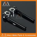 Each motorcycle 53mm ~ CNC 31mm separate handle to the cool black classic models