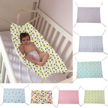 New Baby Infant Hammock Home Outdoor Detachable Portable Comfortable Bed Kit
