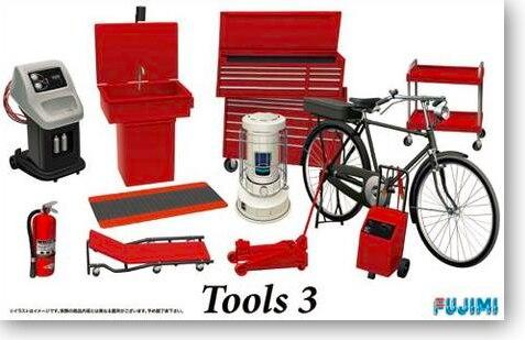 1/24 Caravan Equipments  Tools 3 ( 11373 )