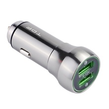 Mini Universal Fast Smart Car-Charger For Apple iPhone 7 LG Samsung Xiaomi &More Phone PC Auto Car Battery Charger