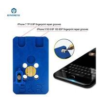 PHONEFIX Fingerprint Touch ID Repair Heating Platform Return Button Function Repair DIY Phone Repair Tool For IPhone 7 7 Plus