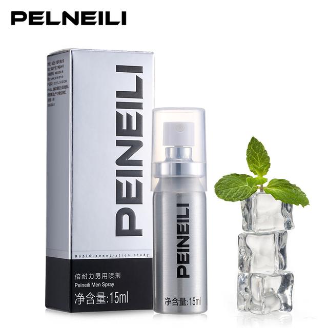 Powerful PEINEILI male sex delay spray, men delay cream 60 minutes long, prevent premature ejaculation,sex penis enlargement