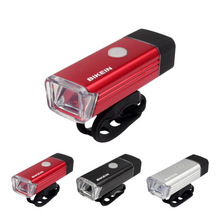 Super Bright LED Lamp, Front USB Waterproof Bike Bicycle Light Strap 3 modes of Light Rechargeable headlights and Rear light