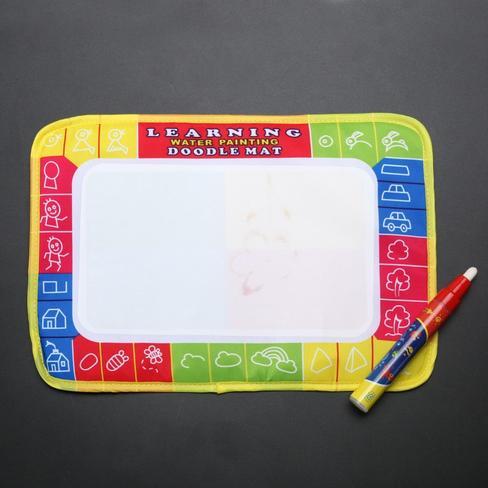 29-x-19cm-Children-Aqua-Doodle-Drawing-Toys-Baby-Kids-Educational-Water-Writing-Painting-Drawing-Toy-Mat-Board-with-Magic-Pen-3