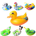 baby swimming neck float piscine kids inflatable donut swimtrainer boia para swim ring inflatable baby neck swim ring