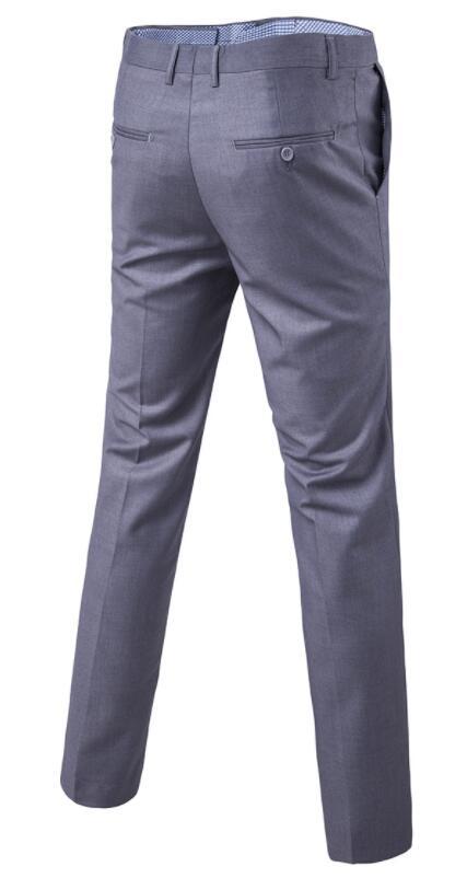 Marié Classique Gilet Picture Parti Slim Picture Mariage De Fit Blazers Hommes Mâle Costumes Pièces D'affaires Formelle veste as Pantalon As Costume 3 Pour 8BqBU5