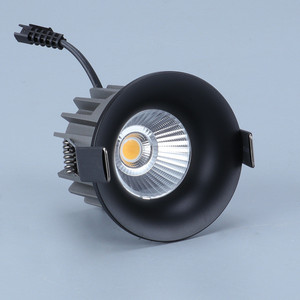 Image 3 - Dimmable Led Anti glare downlight COB Spot Light Bulb 5w 7w 10w 110V 230V 240V LED Lamp ceiling recessed Lights Indoor Lighting