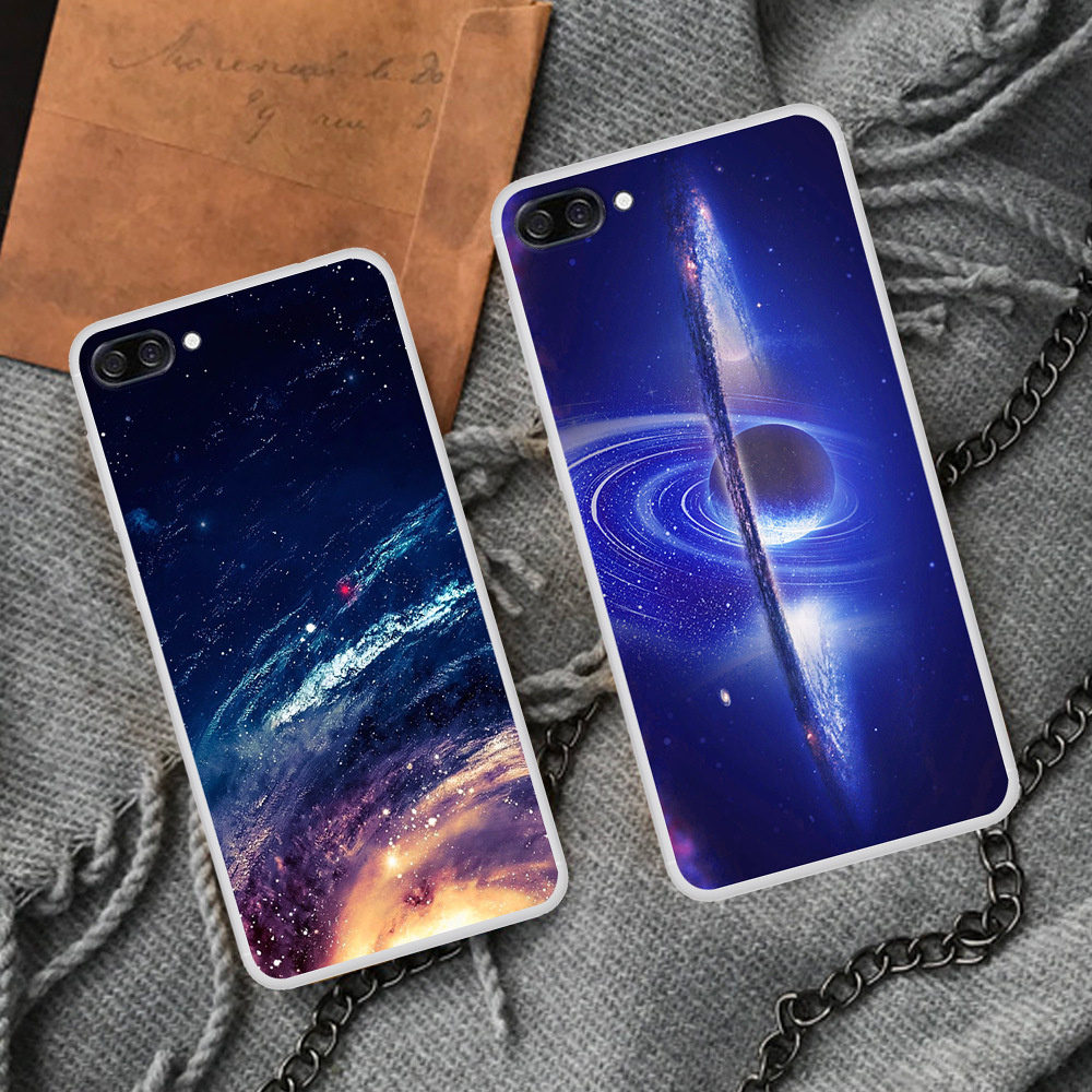 For Asus ZC520KL Phone Case Carton Starry Sky Painted Soft Cover For Asus Zenfone 4 Max ZC520KL <font><b>ZC520</b></font> <font><b>KL</b></font> X00HD 5.2