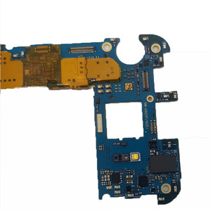Image 2 - Tigenkey Orijinal Unlocked Ana Anakart 32GB Samsung Galaxy S6 Kenar G925F anakart Avrupa versiyonu