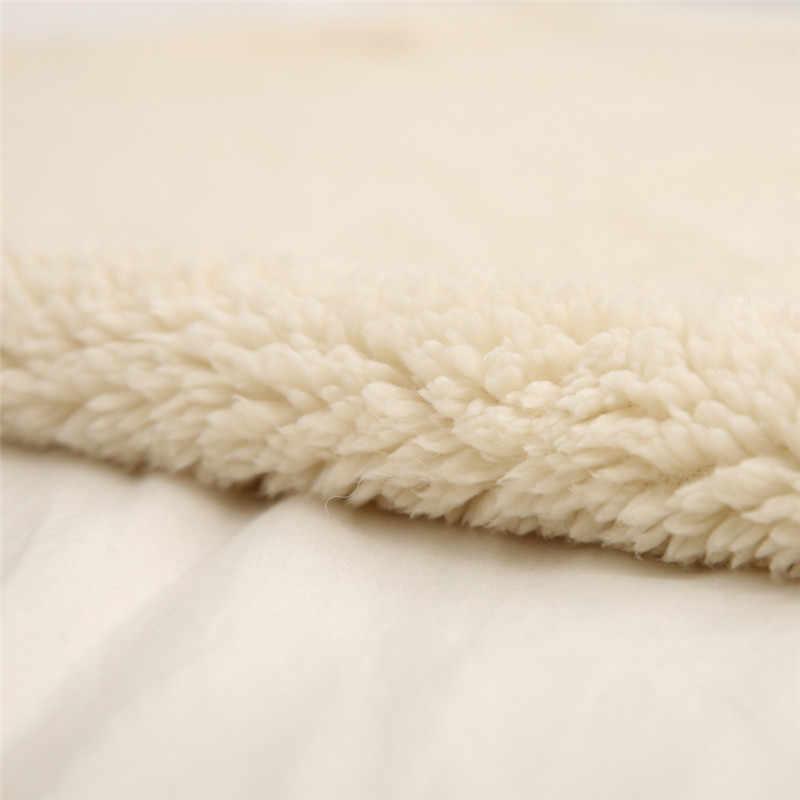 Microfineที่กำหนดเองผ้าห่มโยนส่วนบุคคลผ้าคลุมเตียงSherpaขนแกะสำหรับเตียงโซฟาDropshipping