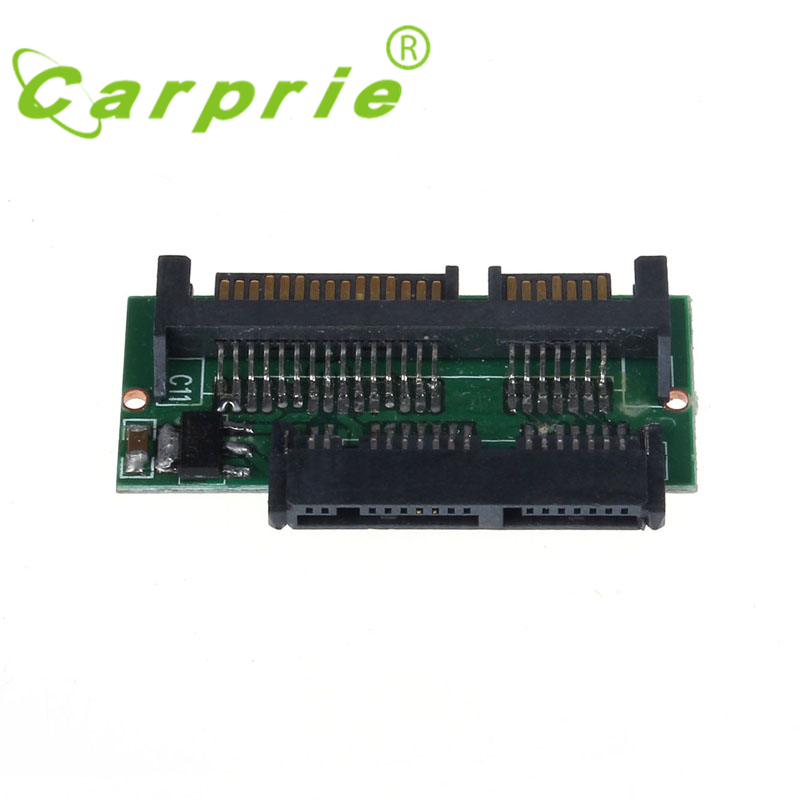 1.8 Inch Micro SATA HDD SSD 3.3V to 2.5 Inch 22PIN SATA 5V Adapter_KXL0623 корпус для hdd orico 9528u3 2 3 5 ii iii hdd hd 20 usb3 0 5