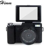 P1 Digitale Camera 1080 P 15fps Full HD 24MP D 3.0 inch Draaibaar Lcd-scherm Video Camcorder Groothoeklens camera