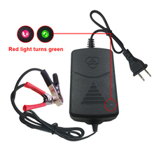 12V Battery Charger Maintainer Amp Volt Trickle for Car Truc