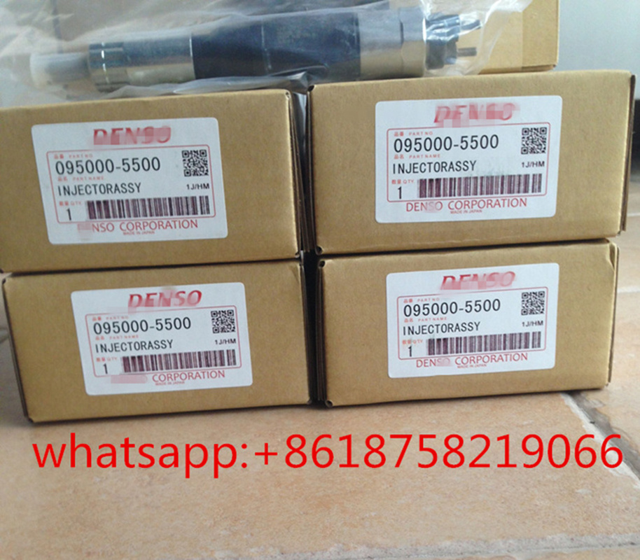 US $150 0 |8973675521 8973675522 for isuzu 4hl1 engine specs 095000 5500  095000 5505-in Fuel Injector from Automobiles & Motorcycles on  Aliexpress com