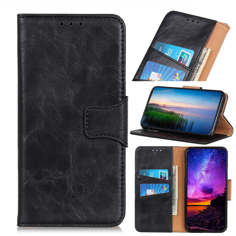 Funda Phone Luxury Flip Cover For <font><b>OnePlus</b></font> One Plus 5 5T 6 <font><b>6T</b></font> 7 TPU Silicone Shell PU Leather Coque Card Slots <font><b>Smartphone</b></font> Case image