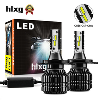 1 Set H1 H3 H11 9005 HB3 9006 HB4 H4 H7 LED Bulbs For Car Headlight