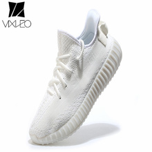 VIXLEO 2018 Casual Shoes Men Breathable mesh Unisex shoes brand Femme Chaussure Ultras Boosts Superstar Shoes Size 36-45