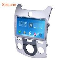 Seicane 9 2DIN gps навигация Android 8,1/7,1 автомобильное радио для 2012 2010 2009 2008 KIA Forte MT с Bluetooth FM wifi 1024*600