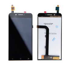 1 Piece Black New Replacement Parts For ASUS Zenfone GO ZC500TG LCD Touch Screen Display Digitizer