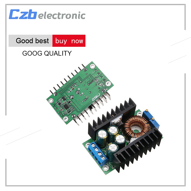 DC CC 9A 300W Step Down Buck Converter 5-40V To 1.2-35V Power Module LED Driver for Arduino