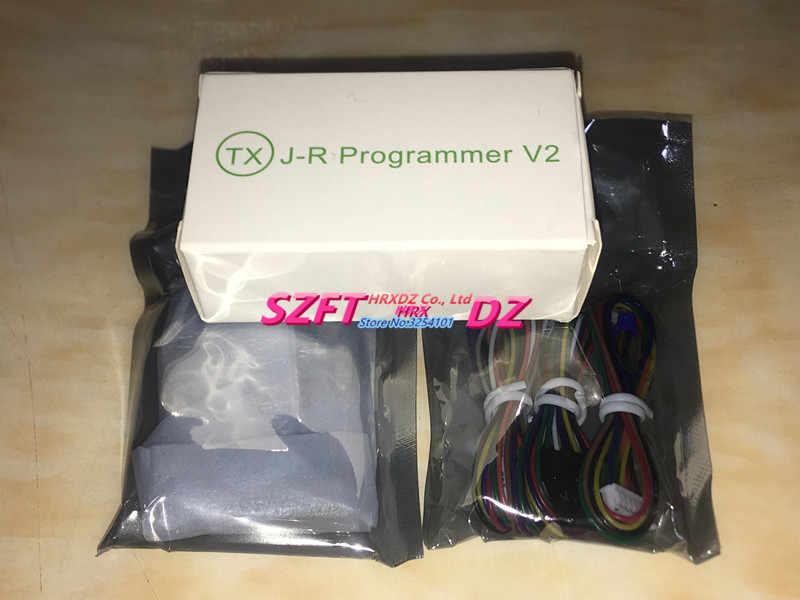 jr programmer v2 drivers windows 10