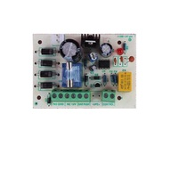 12v power supply board relay output for access control