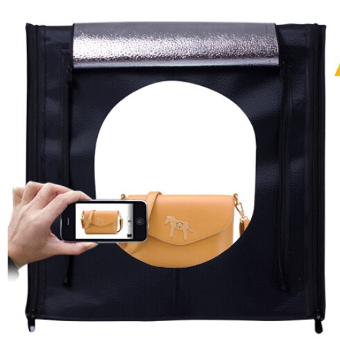40*40CM Photo Studio Shooting Tent Light Cube Diffusion Soft Box Kit for Photography