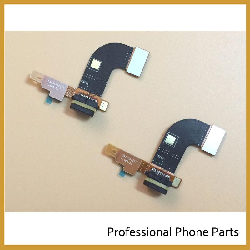 Original New Micro USB Dock Connector Charging Charger Port Flex Cable Ribbon For Sony Xperia M5 E5603 E5606 E5653