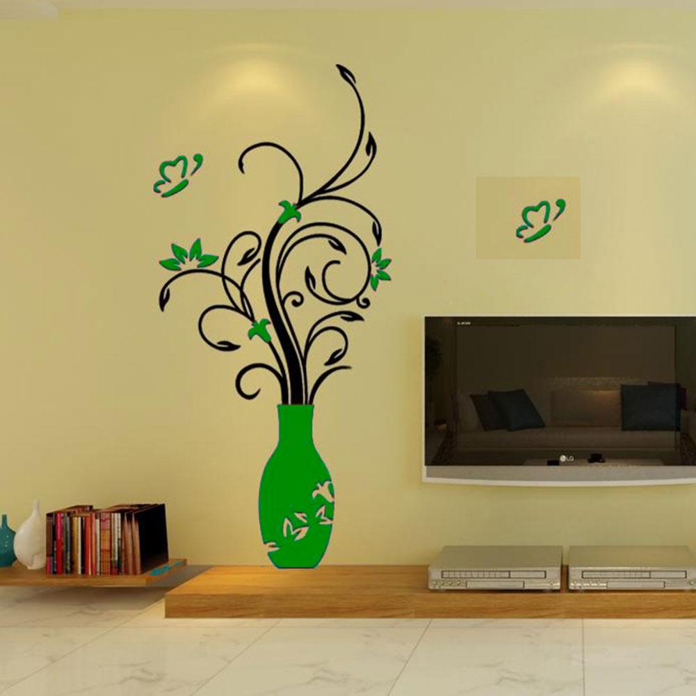 Beautiful Acrylic Crystal Wall Decor Gallery - The Wall Art ...