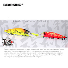2019 new arrival 115 mm 18 g  slowly floating Fishing Lures