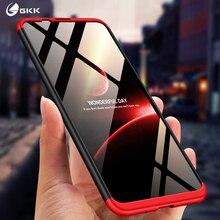 GKK original for Huawei Honor 20 pro lite Case Full Protection anti-knock back matte feel cover Coque