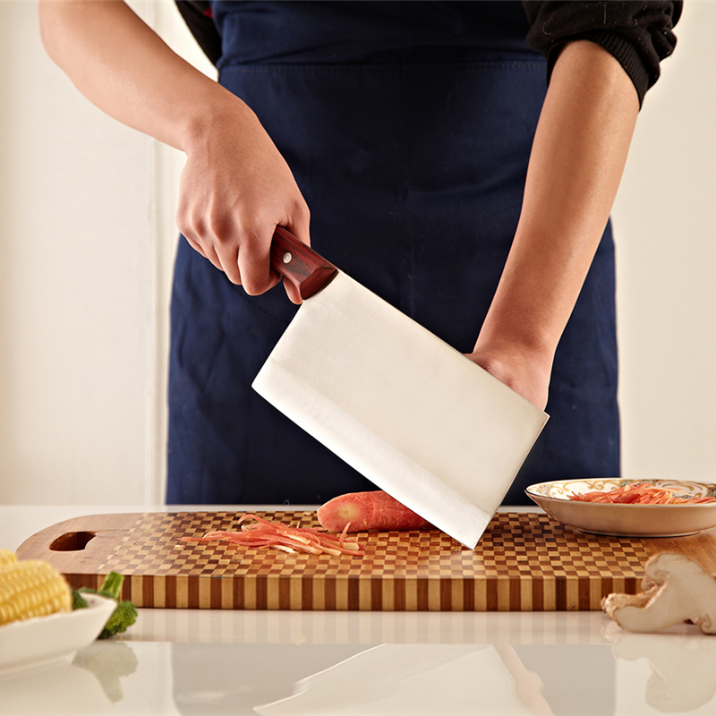 Free Shipping ZGX Kitchen Professional Chef Slicing Forged Cutting Meat Vegetable font b Knives b font
