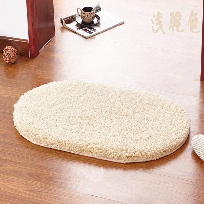 2016 Super Soft Plush Warm Memory Foam Bath Mat Shower 9 Colors Bathroom Carpet Set