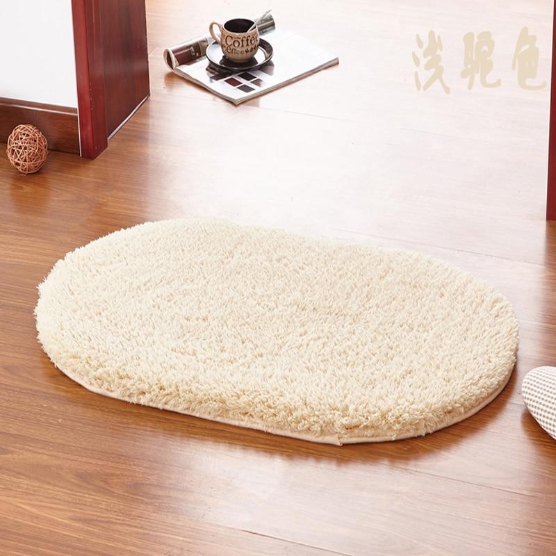 order 1 piece super soft plush warm memory foam bath mat shower mat 9 colors bathroom carpet set