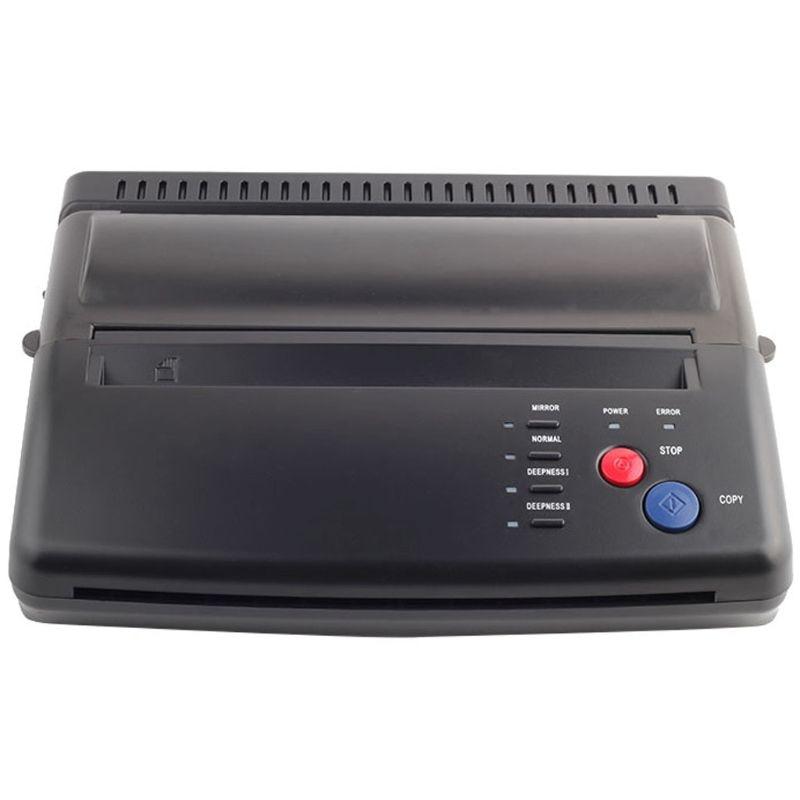 Tattoo Stencil Maker Transfer Machine Flash Thermal Copier Printer Supplies MR