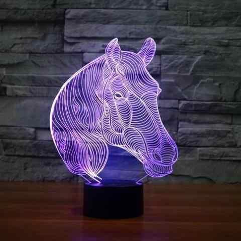 Sprzedaż hurtowa 3D lampa LED szybka wysyłka usługi Pls skontaktuj się z klienta zespół przed zakupem budżetu interes specjalna lista lampka nocna 1
