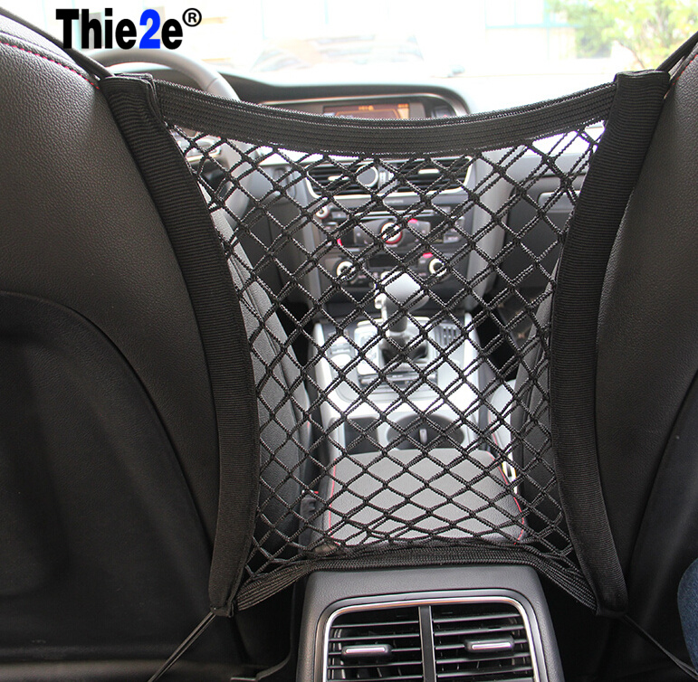 universal vehicle car tiding bags truck net bag mesh cargo net storage luggage organizer holder. Black Bedroom Furniture Sets. Home Design Ideas