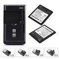 2x2800 mAh EB-BG530BBC Замена Литий-Ионный Аккумулятор + USB Зарядное Устройство Для Samsung Galaxy Grand Prime G5308W G5309W G5306W Батареи