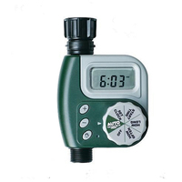 LCD Display Outdoor Garden Irrigation Controller Solenoid Valve Timer Gardening Automatic Watering Device