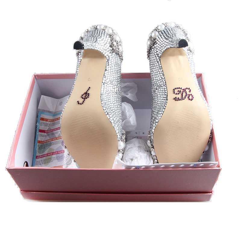 Graba tu nombre y fecha de boda en los zapatos/logotipo personalizado