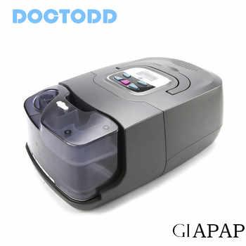 Doctod GI APAP Venta caliente Resmart GI Auto CPAP para ronquido del sueño y terapia de Apnea APAP con mascarilla Nasal humidificador tubos y bolsa