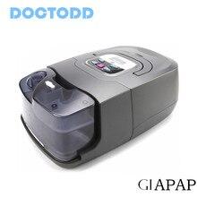 Doctodd GI ТЧСЖ Лидер продаж Resmart GI Авто CPAP для сна храпа и апноэ терапии ТЧСЖ с увлажнителем носовые маски, трубки и сумка