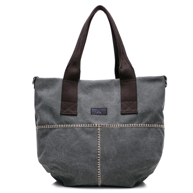 9fd08b1c34 Fabra New Winter Thread Canvas Women Messenger Bags Big Capacity Hobo  Handbags Tote Ladies Shoulder Crossbody
