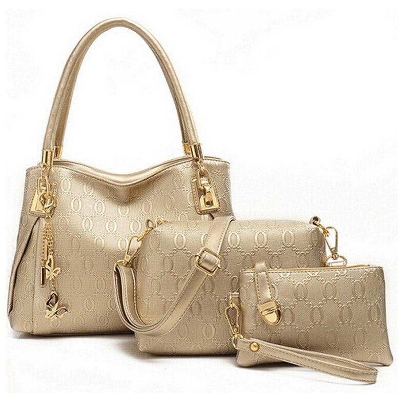 Aliexpress.com : Buy In Stock New 2016 women handbags leather ...