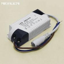 Free shipping 19 25W Led Lights Driver 20W/22W/23W/24W/25W Power Supply Lighting Transformer AC85 265V Output:560 600mA,DC24 42V