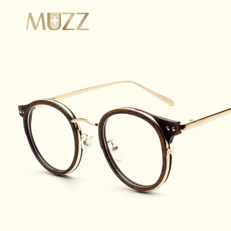 MUZZ Square Glasses Frame New Fashion Myopia Women Men Glasses Eye Glasses Frames Optical Frames Spectacles TR90 Super Light