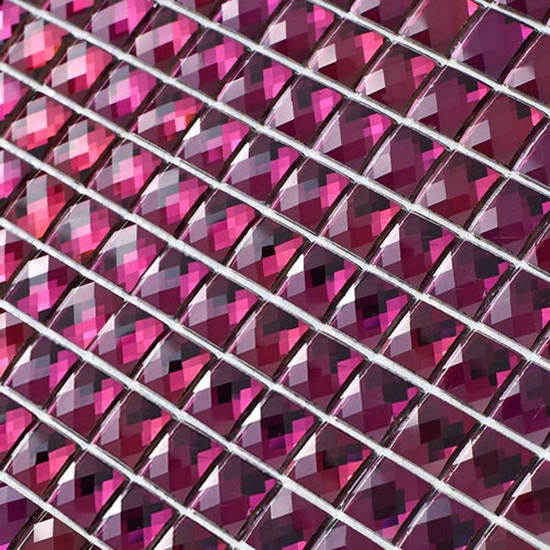 online kaufen großhandel lila mosaik fliesen aus china lila mosaik, Wohnideen design